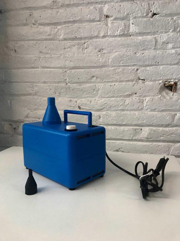 Inflador eléctrico una boquilla