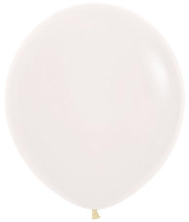 Globo de 80 centímetros en color jewel o diamond clear de la marca Sempertex