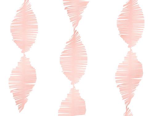 Guirnalda de 3 metro rosa. Esta guirnalda es ideal para decorar una habitación, un babyshower o una fiesta al aire libre