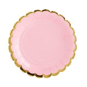https://penguinsbcn.com/producto/platos-rosa-pastel-con-bordes-dorados-metalicos/