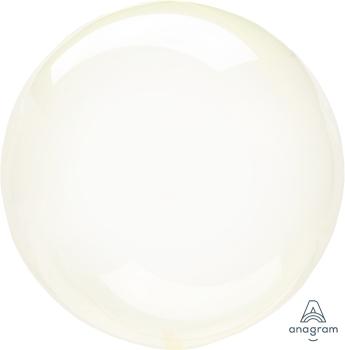 Fantásticos globos transparentes para crear decoraciones espectaculares.