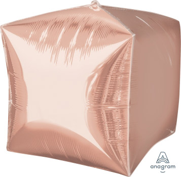 Fantásticos cube de foil o poliamida para crear decoraciones espectaculares.