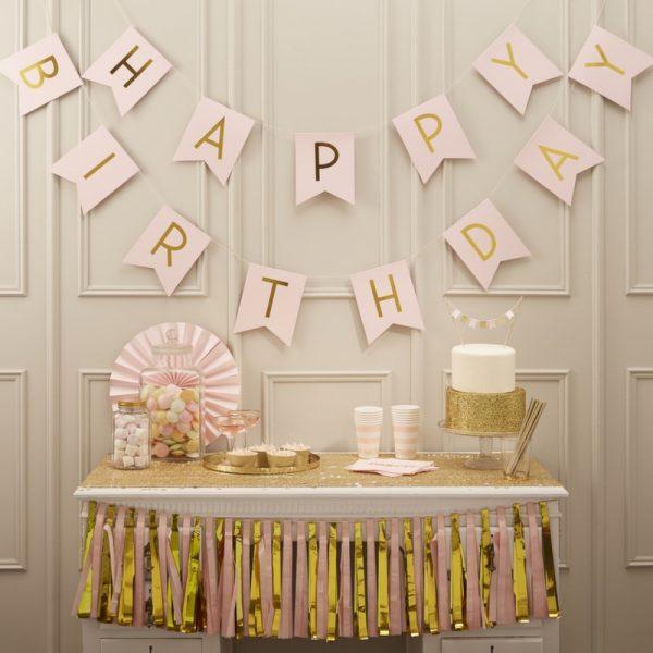 Ideal para fiestas de cumpleaños.