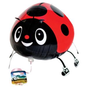 Globo de foil con una capacidad de 0,060m3 de helio. Estos animales son ideales para tus fiestas, para montar tu propia granja. El precio no incluye el hinchado con helio.