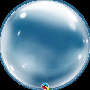 Fantásticos globos transparentes para crear decoraciones espectaculares. capacidad de helio de 0,052m3.